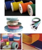 Webbing / Cord / Elastic / Velcro Tape